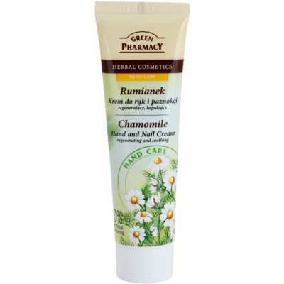 Regenerating and Soothing Cream for Hands and Nails