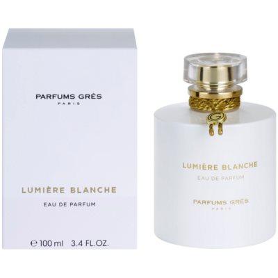 Grès Lumière Blanche eau de parfum para mujer