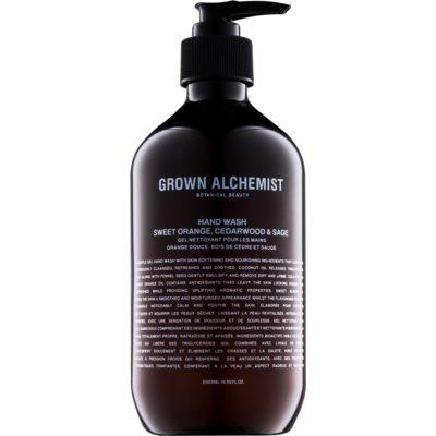Grown Alchemist Hand & Body savon liquide doux pour les mains