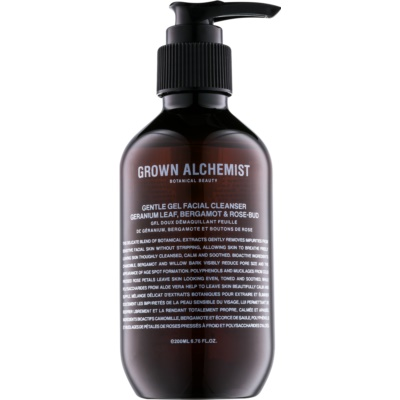 Grown Alchemist Cleanse gel detergente delicato