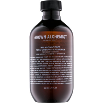 Grown Alchemist Cleanse pleťové tonikum