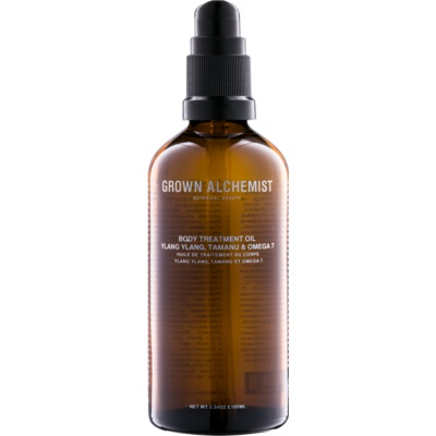 Caring Body Oil  For Dry and Sensitive Skin