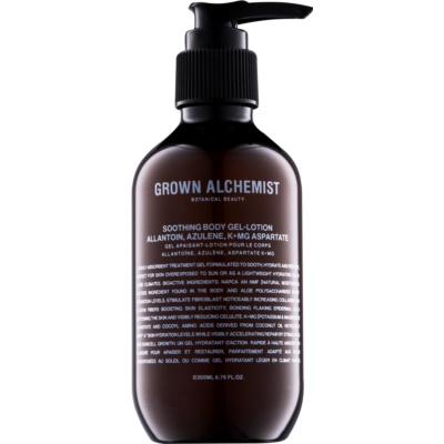 Grown Alchemist Hand & Body fluide corporel apaisant