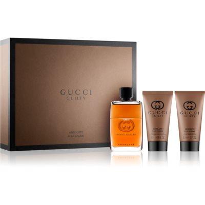 Gucci Guilty Absolute ajándékszett I.