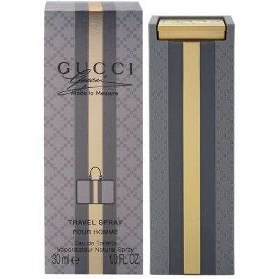 Gucci Made to Measure Eau de Toilette für Herren