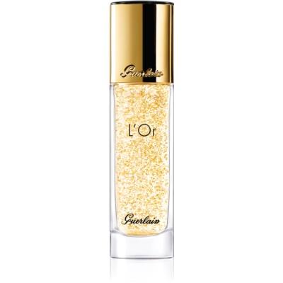 Guerlain L'Or base subjacente de maquilhagem em ouro puro