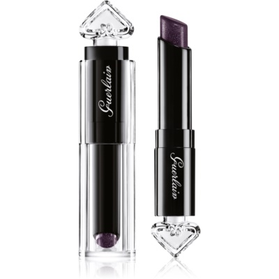 Guerlain La Petite Robe Noire Deliciously Shiny Lip Colour αρωματικό κραγιόν για φροντίδα