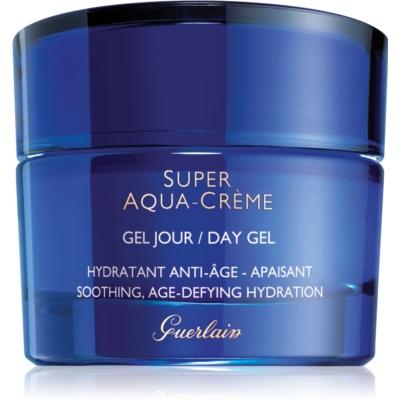 gel hidratante para apaziguar a pele