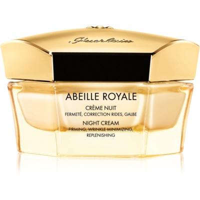 Guerlain Abeille Royale ujędrniająco - przeciwzmarszczkowy krem na noc