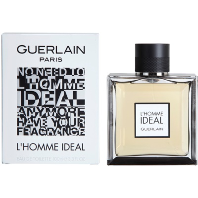 Guerlain L'Homme Ideal woda toaletowa dla mężczyzn