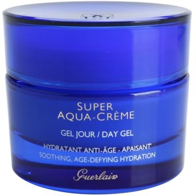 gel hidratant pentru netezirea pielii