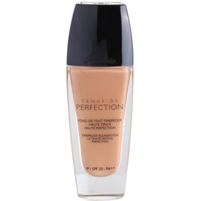 Guerlain Tenue De Perfection Foundation For Long - Lasting Perfect Skin Appearance