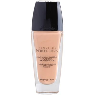 Guerlain Tenue De Perfection make up pentru un aspect frumos si de lunga durata a pielii