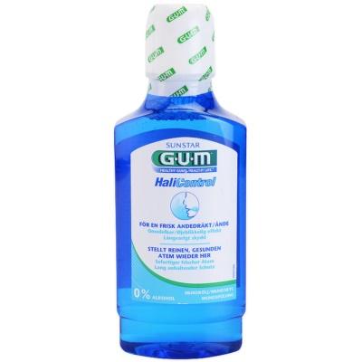 Mundwasser gegen Mundgeruch