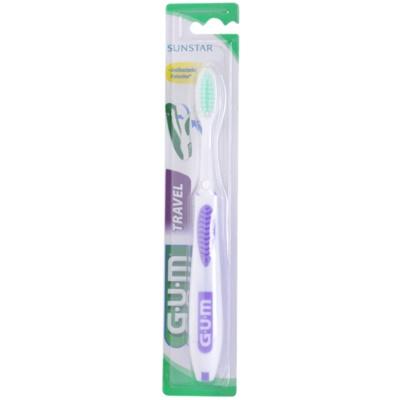 туристическа четка за зъби софт