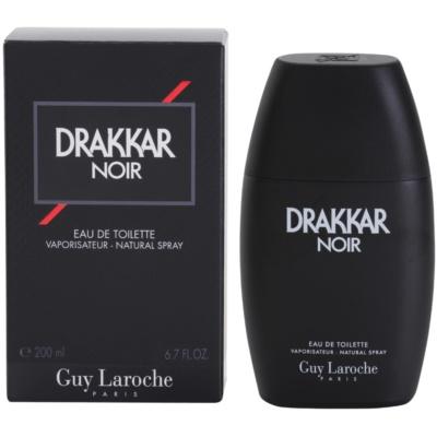 Guy Laroche Drakkar Noir Eau de Toilette voor Mannen
