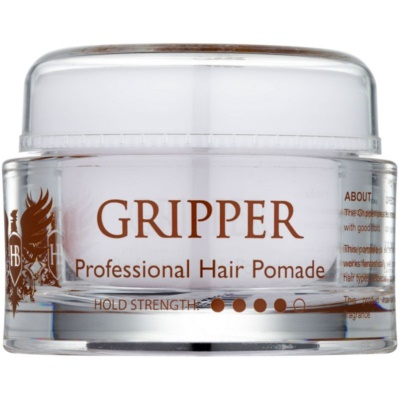 Hairbond Gripper pommade cheveux fixation forte