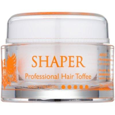 Hairbond Shaper стилизираща паста за коса с аромат на карамел