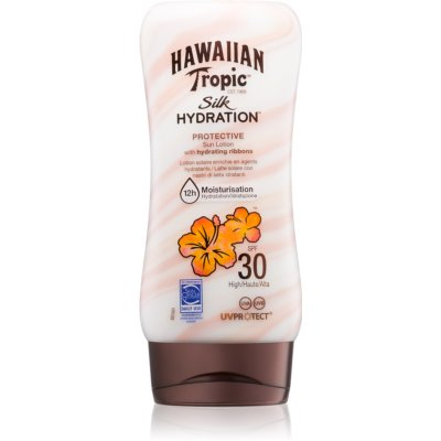Hawaiian Tropic Silk Hydration Moisturizing Sun Lotion SPF 30