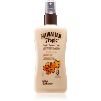 Hawaiian Tropic Satin Protection Bruiningsspray  Waterproof