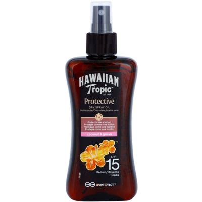 Waterproof Sun Protection Dry Oil SPF 15