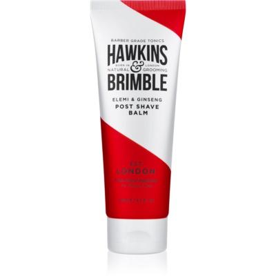 Hawkins & Brimble Natural Grooming Elemi & Ginseng balzam poslije brijanja