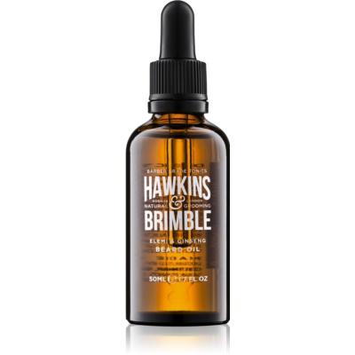 odżywczy olejek do brody i wąsów