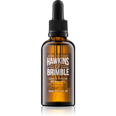 поживна олійка для вусів та бороди