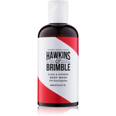 Hawkins & Brimble Natural Grooming Elemi & Ginseng τζελ για ντους