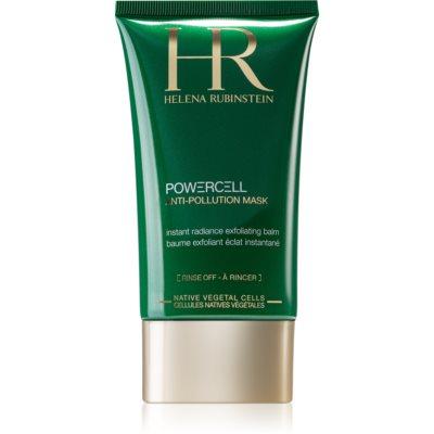 maseczka oczyszczająco - złuszczająca do odnowy powierzchni skóry