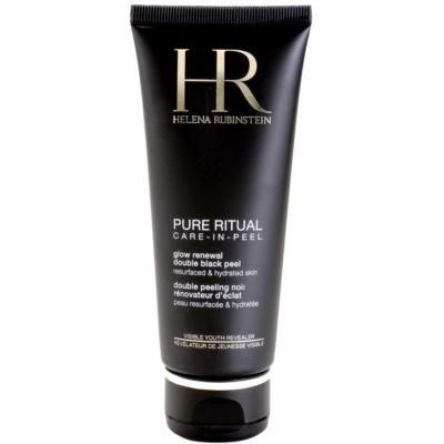 peeling hidratante de limpeza para todos os tipos de pele