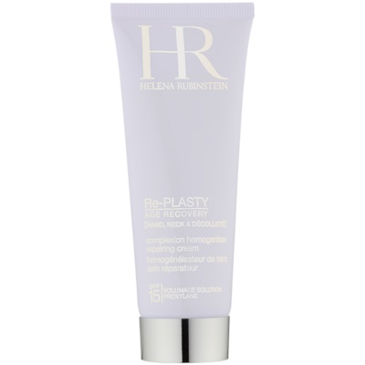 Renewing Cream for Hands, Neck and Neckline SPF 15