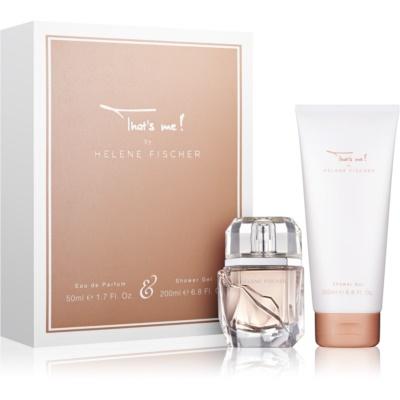 Helene Fischer That´s Me darčeková sada I.  parfémovaná voda 50 ml + sprchový gel 200 ml