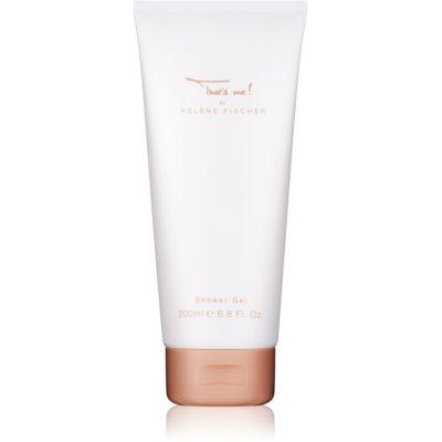 sprchový gel pro ženy 200 ml