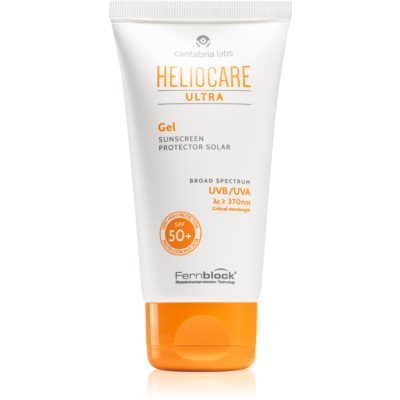 Heliocare Ultra Sunscreen Gel SPF 50+