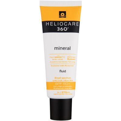 Mineral Sunscreen Fluid SPF 50+