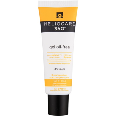 Heliocare 360° gel bronceador  SPF 50