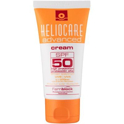 Suntan Cream SPF 50