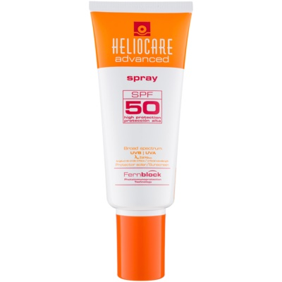 Heliocare Advanced spray abbronzante SPF 50