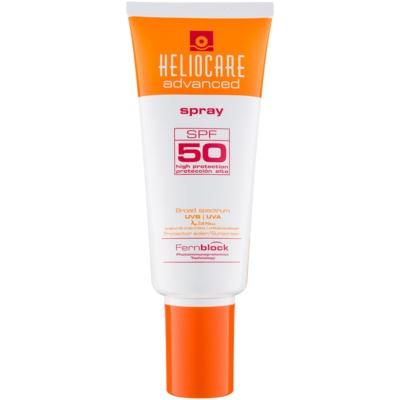 слънцезащитен спрей SPF 50
