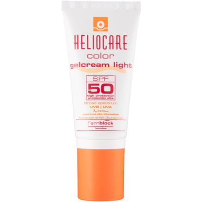 Heliocare Color crema gel con color SPF 50