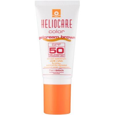 Heliocare Color gel creme com cor SPF 50