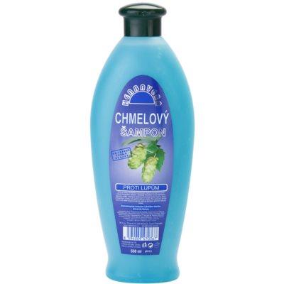 szampon przeciw łupieżowi