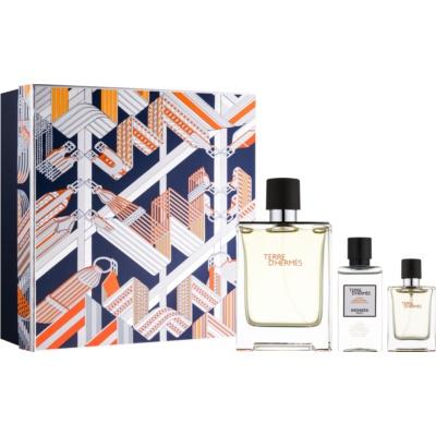 Hermès Terre d'Hermès poklon set XXII.