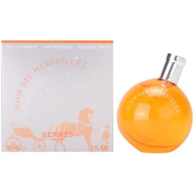 Hermes Elixir Des Merveilles Eau de Parfum voor Vrouwen