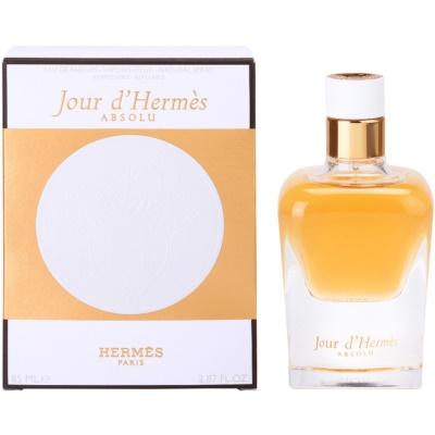 Hermès Jour d'Hermès Absolu parfémovaná voda pro ženy  plnitelná