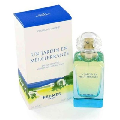 Hermès Un Jardin En Méditerranée toaletní voda unisex