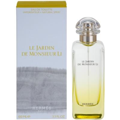 Hermès Le Jardin De Monsieur Li toaletní voda unisex