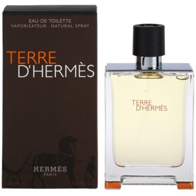 Hermès Terre D'Hermes eau de toilette pour homme