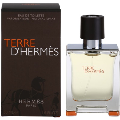 Hermes Terre d'Hermès Eau de Toilette for Men